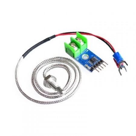Módulo Leitor Temperatura Max6675 Termopar Tipo K para Arduino