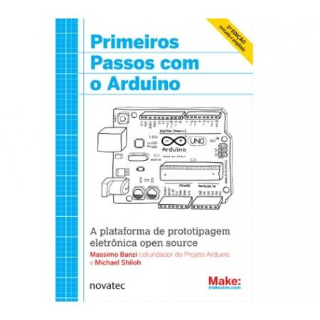 Livro - Primeiros Passos com o Arduino – 2ª Edição
