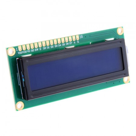Display LCD 16x2 Azul
