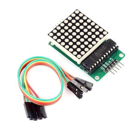 Módulo Matriz de LED 8X8