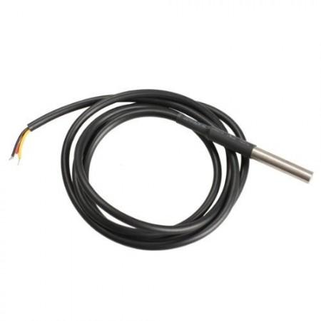 Sensor de temperatura DS18B20 - à prova d´água