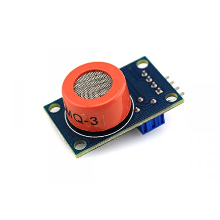 Sensor de Gás MQ-3 Álcool - Etanol