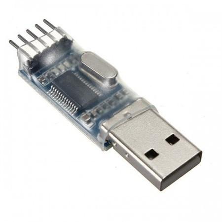 Módulo Conversor Usb Rs232 TTL Serial Pl2303hx