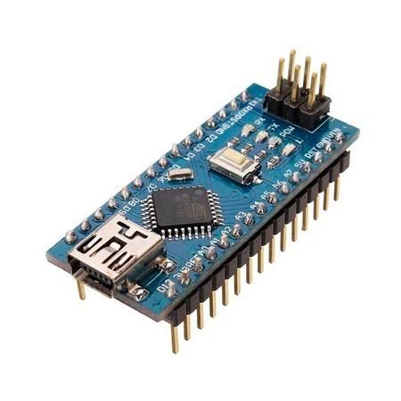 Placa Nano V3.0 + Cabo USB para Arduino
