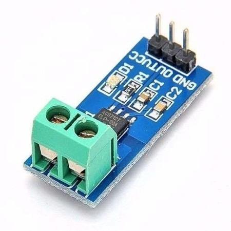 Módulo Sensor de corrente ACS712 -5A a +5A