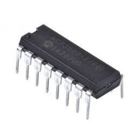 MCP3008 - Conversor Analógico/Digital