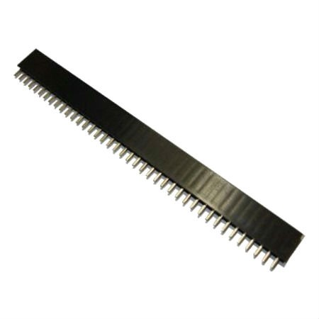 Soquete fêmea de Barra 1x40 pinos