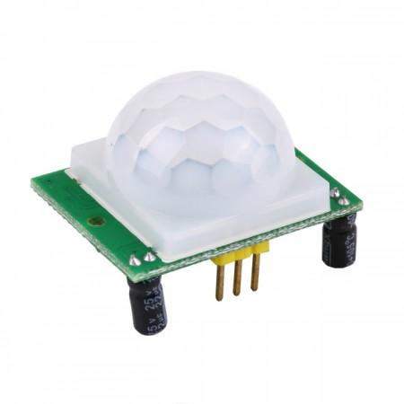 Sensor De Presença Pir - HC-SR501