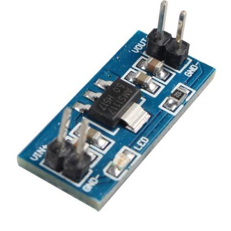 Regulador de Tensão 3,3V - AMS1117-3.3v