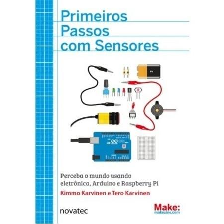 Livro Primeiros Passos com Sensores