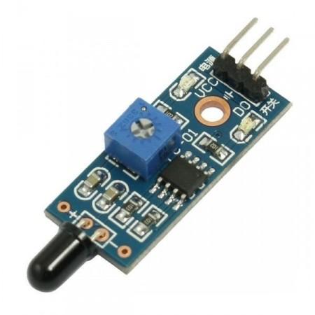 Sensor de Chama / Fogo IR
