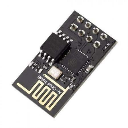 Módulo WiFi ESP8266 ESP-01 Black