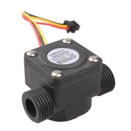 """Sensor de Fluxo de Água 1/2"""" - YF-S201 - Vazão"""