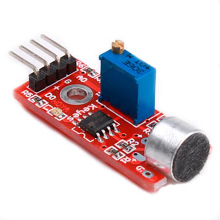 Módulo Sensor de Som Microfone - KY-037