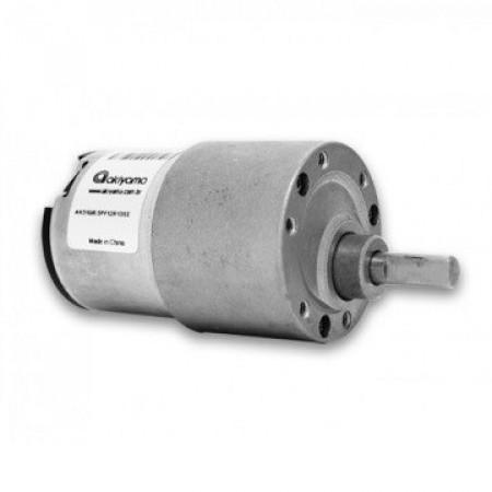 Motor DC com Caixa de Redução 12V / 13rpm AK510/8.5PF12R13SE