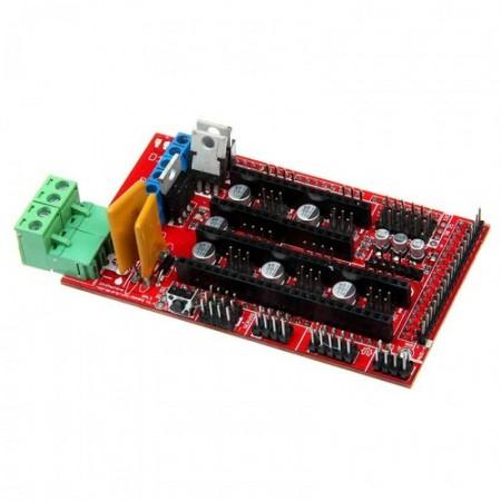 Ramps 1.4 RepRap Shield Arduino para Impressora 3D