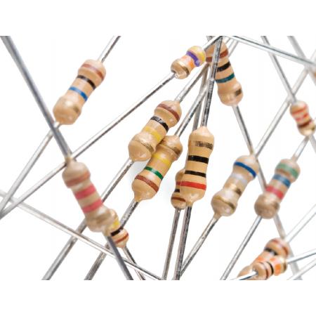 Resistor 4,7 Ohm x 10un