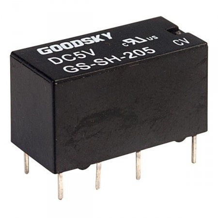 Relé GS-SH-205T 5 Volts.