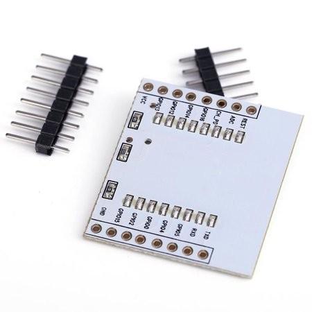 Adaptador ESP8266 ESP-07, ESP-08 e ESP-12E