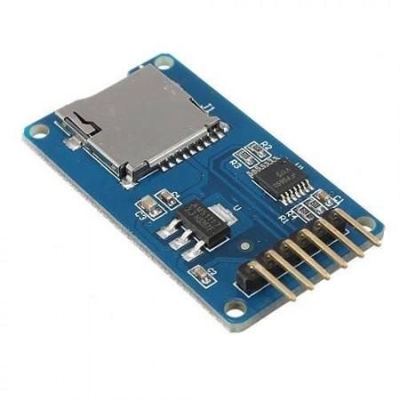 Módulo leitor Cartão micro SD