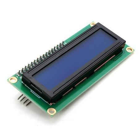 Display LCD 16x2 Azul + Adaptador I2C