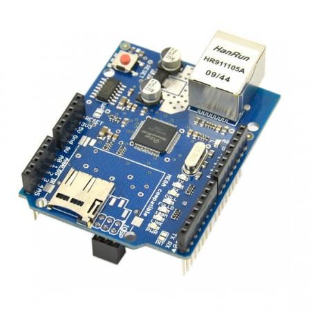 Shield Ethernet W5100 Wiznet