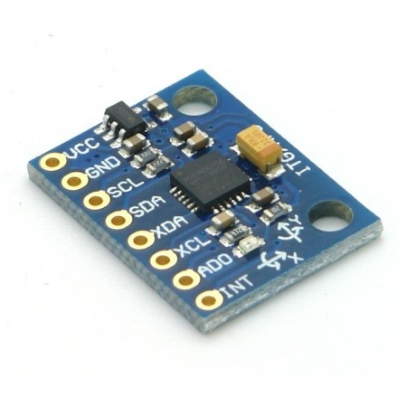 Módulo GY-521 MPU6050 - Acelerômetro e Giroscópio