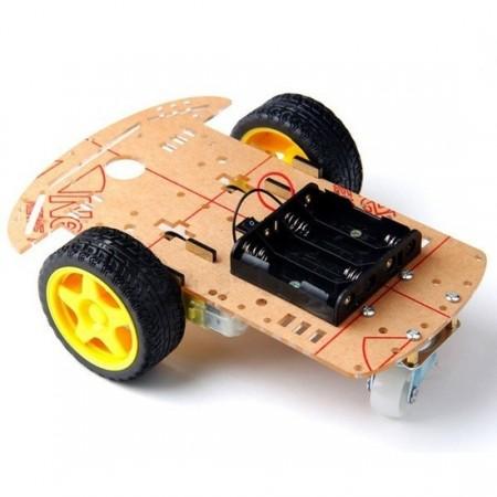 Chassi Robô Móvel - 2WD