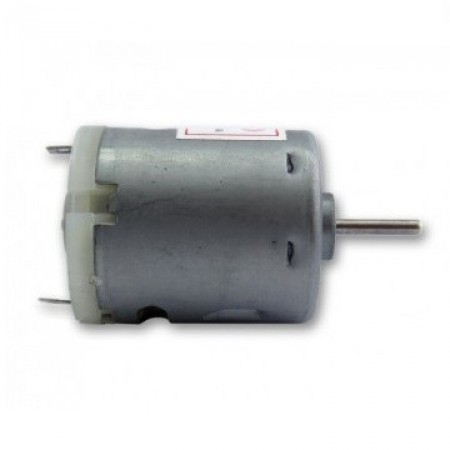 Micro Motor Akiyama 12V / 12500 RPM AK360/53PL12S12500S