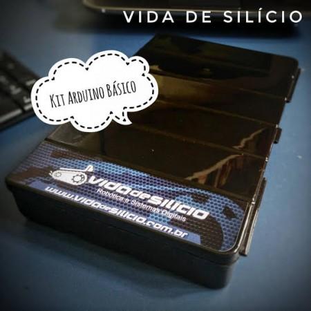 Kit Básico com Placa Uno Rev 3- VDS